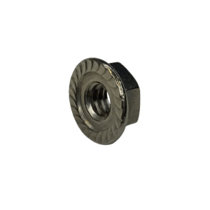 "1/4"" Stainless Steel Flange Nut"